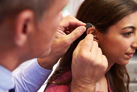 First visit hearing aid options