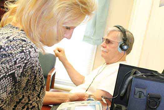 Hearing Exam for Hearing Aids