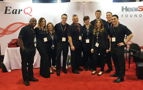 EarQ Group at AudiologyNOW!