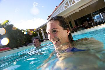 Waterproof hearing aids