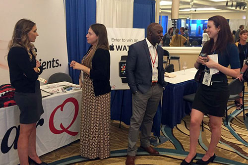 EarQ joined the 2016 ADA conference to discuss the digital strategies