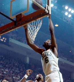 Bill Russell Legend of Basketball