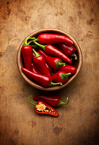 Chili Peppers Combat Hearing Loss