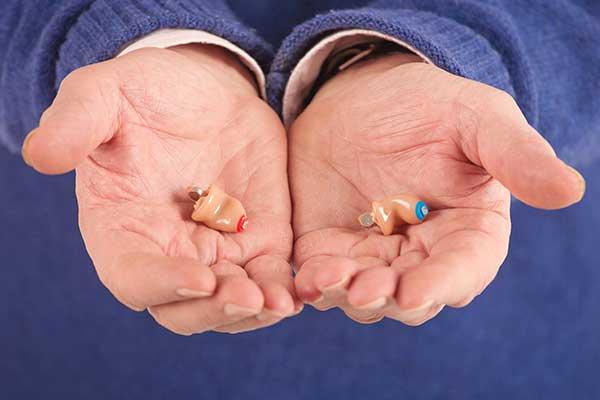 Custom fit hearing aids