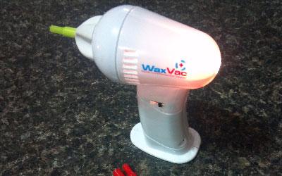 Ear Vacuum