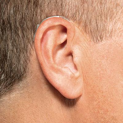 Behind the Ear Hearing Aids | Audicus Dia BTE Hearing Aid | Audicus