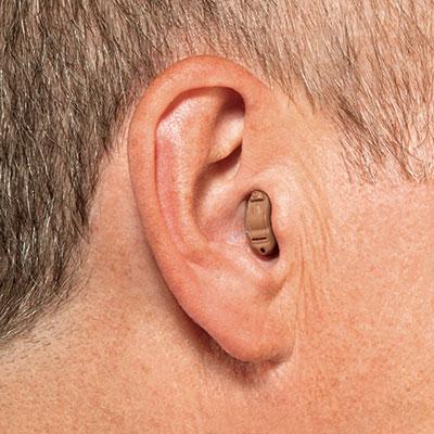 EarQ CIC Hearing Aid