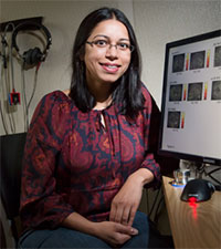 Fatimah Husain tinnitus researcher