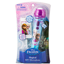 Disneys Frozen MP3 Microphone