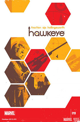 Hawkeye: the Hearing Health Hero Cover