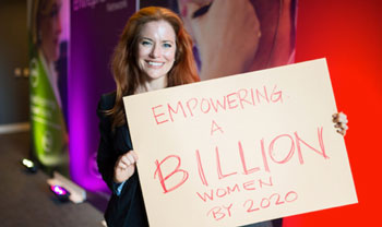 Ingrid Vancerveldt Empowering a Billion Women