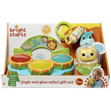 Jingle and Glow Safari Gift Set