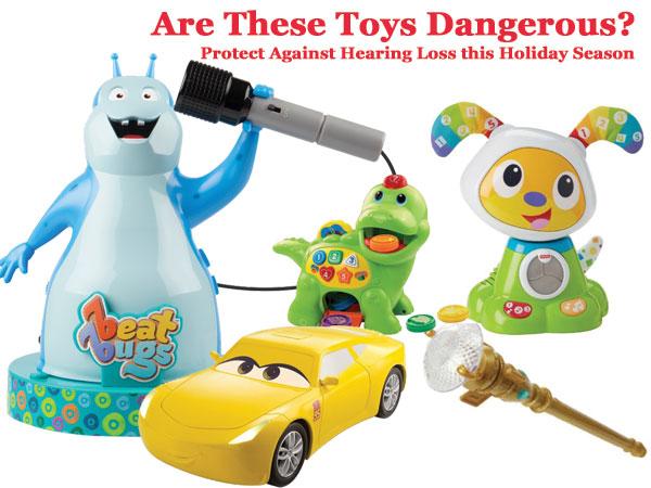 Noisy Toys 2017