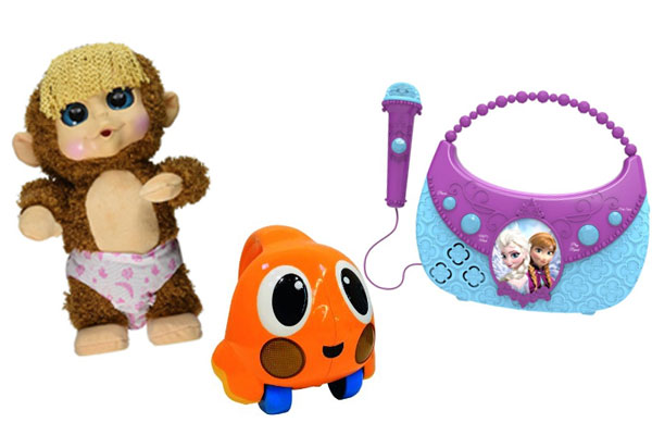 2015 Noisy Toys
