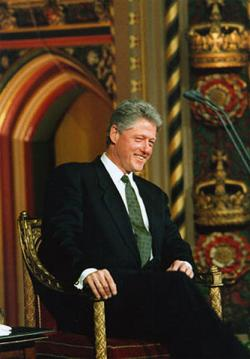 Bill-Clinton-London