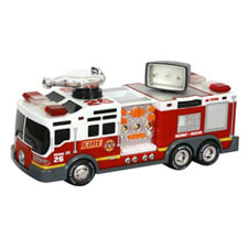 Road Rippers Rush and Rescue Firetruck