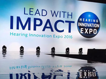 EarQ's expanded leadership team attended Starkey Hearing Technologies' Hearing Innovation Expo