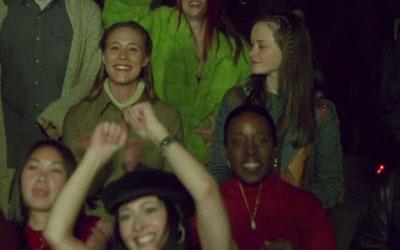 Lorelai and Rary of Gilmore Girls
