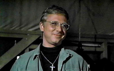Father Mulcahy from MASH