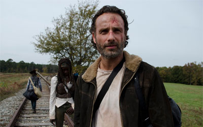 Rick Grimes of The Walking Dead