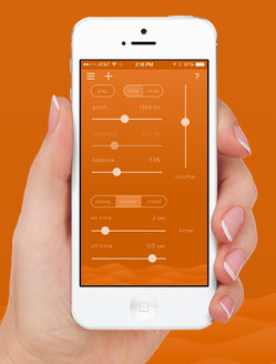 A new smartphone app called Whist by Sensimetrics Corporation